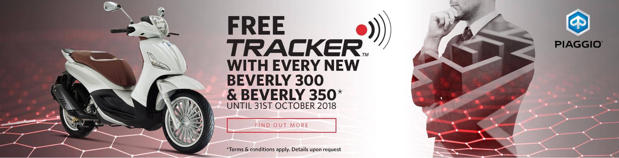 Beverly tracker