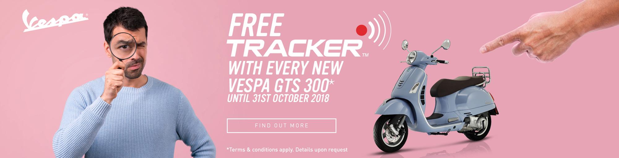 Vespa Tracker