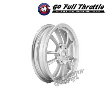 wheel silver