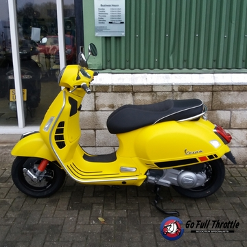 Yellow gts