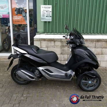Just in - Piaggio MP3 Yourban LT 300cc - Can be ridden on car licence