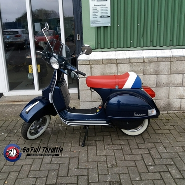 Just in - Pre loved Vespa PX 125cc MY11, 2014