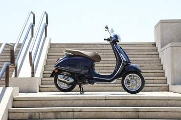 5 Scooters You Should Drive In 2020 (Vespa Primavera) - According to the prestigious US economic newspaper Forbes