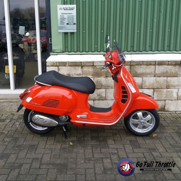 MASSIVE Savings -  Vespa GTS300 Super ABS ( Red only)