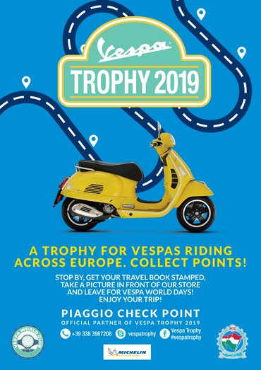 Vespa Trophy 2019 - Vespa World Days