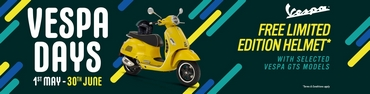 Vespa Days - Special offer