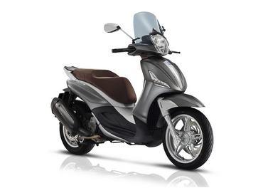 5 Scooters You Should Drive In 2020 (Piaggio Beverly) - According to the prestigious US economic newspaper Forbes