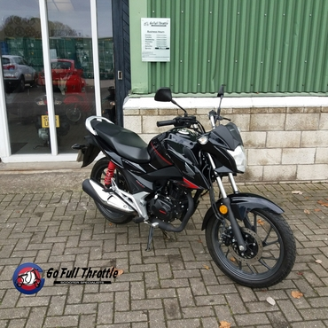 Just in - Pre loved Honda CB125F