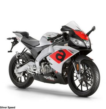 Massive Saving - Aprilia RS4 125cc ABS, Silver Speed