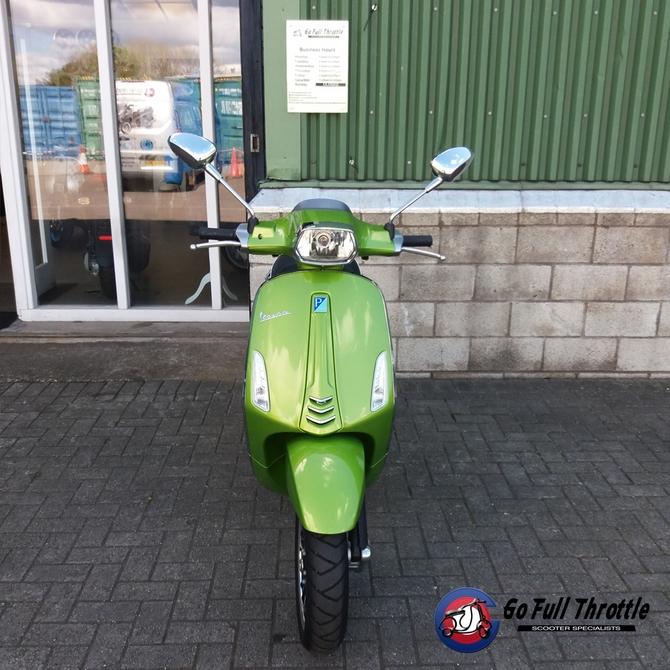 Just in - Pre Loved Vespa Sprint 125cc Learner Legal - SOLD