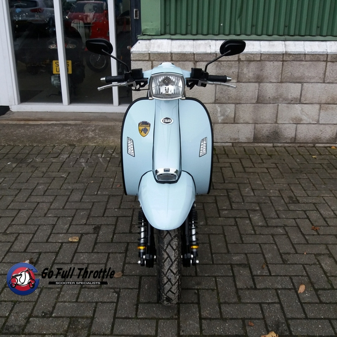 Just in - Pre loved Scomadi TL125cc , 2017 - SOLD