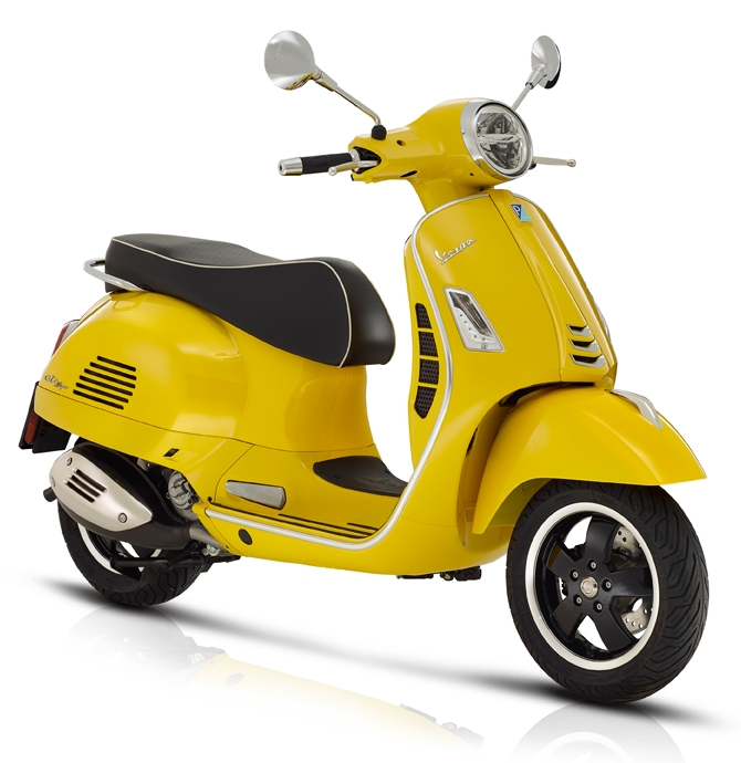 Vespa GTS 300 HPE SUPER MY 2019