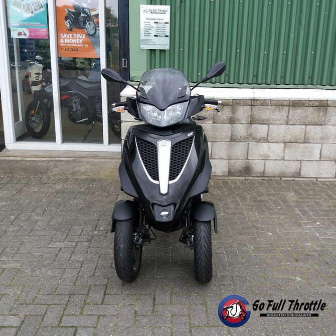 Just in - Piaggio MP3 Yourban LT 300cc - Can be ridden on car licence - SOLD