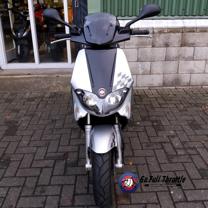 Pre loved Gilera Runner ST125 cc 2016 - Learner Legal