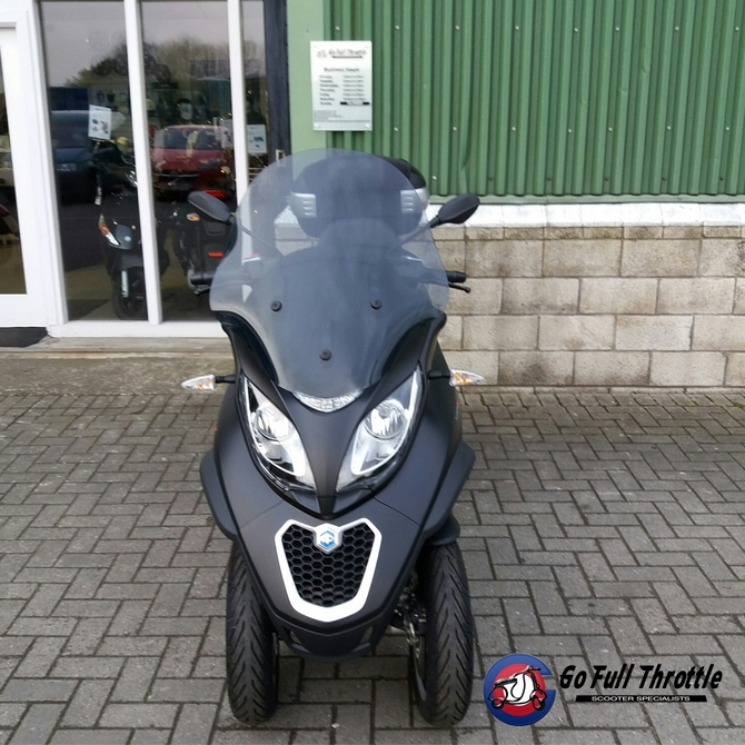 Just in - Pre loved Piaggio MP3 500cc LT Sport, 2017