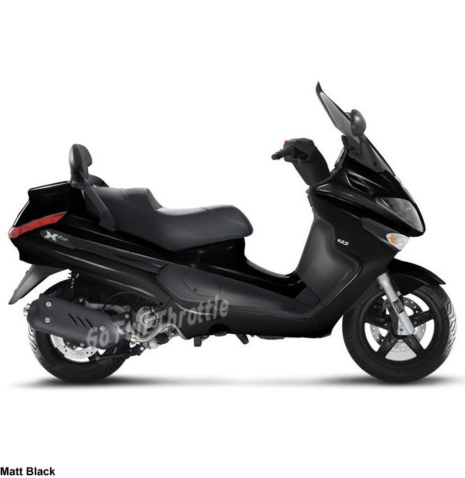 Piaggio XEVO 125 - Maxi scooter