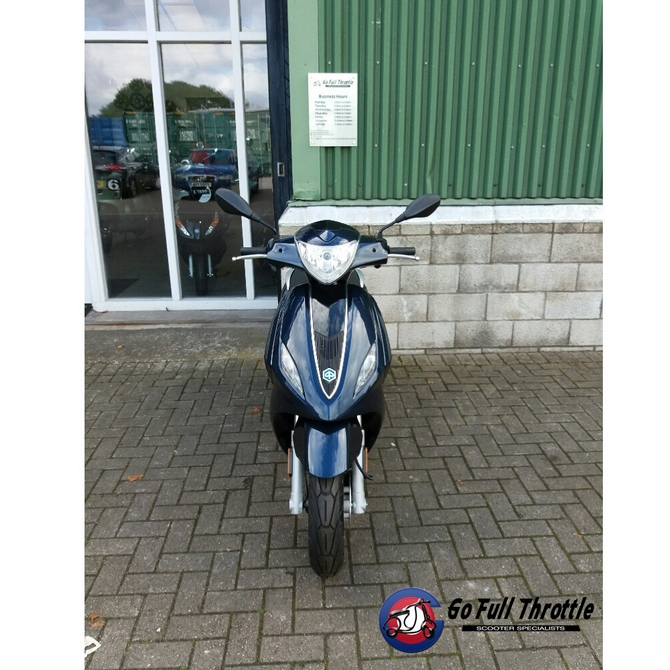 Pre Registered Piaggio Fly 50 4 stroke 2016 - SOLD
