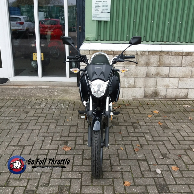 Just in - Pre loved Honda CB125F ( GLR 125 1WH-H), 2017 - SOLD