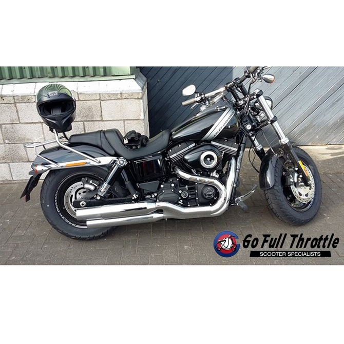 Preloved Harley Davidson Fat Bob 1690cc 2017 - SOLD