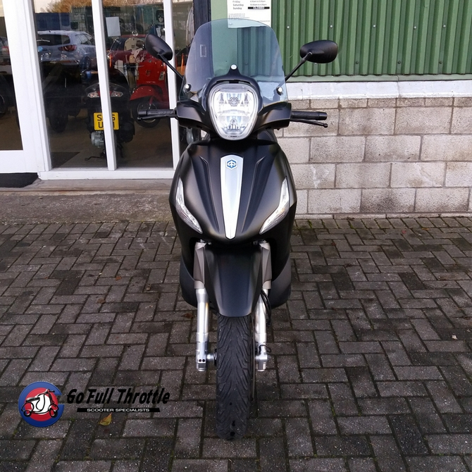 Pre Loved Piaggio BV 350 Sport Touring, 2015 - SOLD