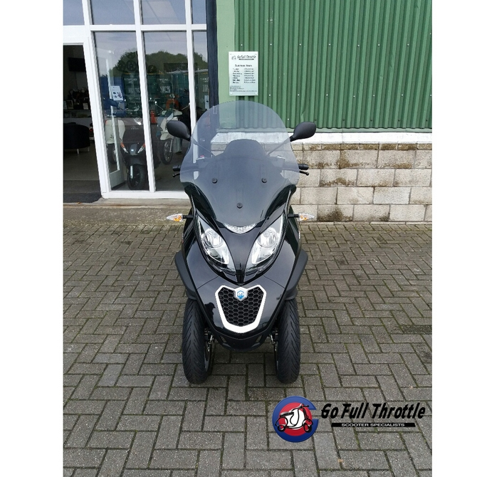 Piaggio MP3 300cc LT Business Ex demonstrator 2017 - SOLD