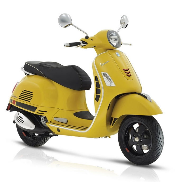 Vespa GTS SuperSport 125