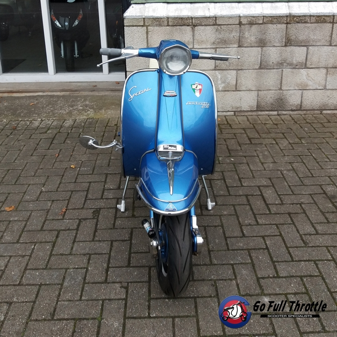 Lambretta Li 150 Series 3 1965 - SOLD