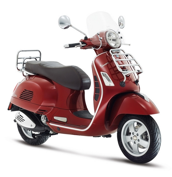 Pre Registered Vespa GTS Touring 300cc - SOLD