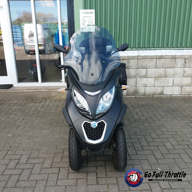 Just in - Pre loved Piaggio MP3 500cc LT Sport, 2017 - SOLD